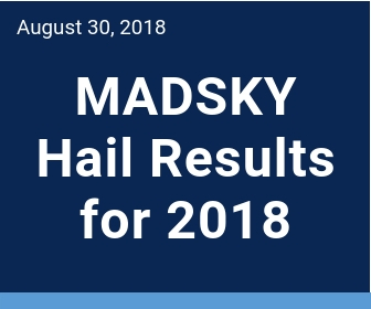 MADSKY works with insurance companies to restore their insured's homes after a hail storm hits Colorado and Texas.
